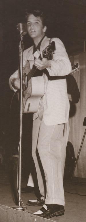 Elvis Presley and his Guitar … Player or Pretender?