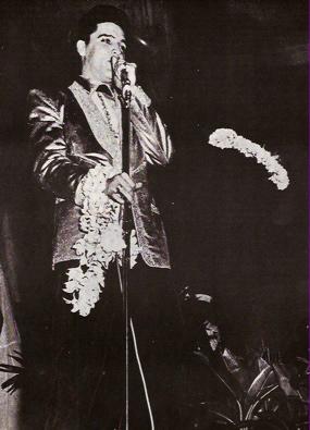 Elvis Presley in Hawaii 1961