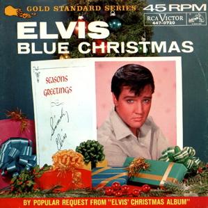Elvis Christmas Album.Elvis Presley S Christmas Album Released In 1957