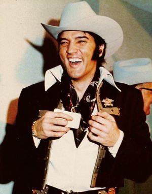 Elvis Presley Houston 1970