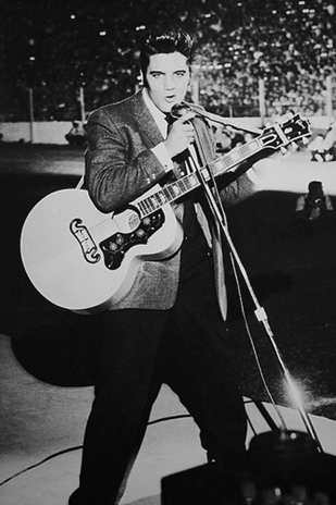 Elvis Presley Dallas 1956