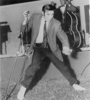Elvis Dallas 1956
