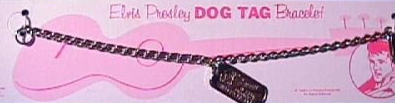 Elvis Presley Dog Tag Necklace