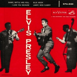 Elvis Presley S Rca Extended Play Records