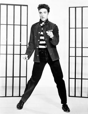 Elvis Presley in Jailhouse Rock