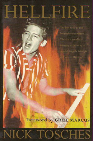 Jerry Lee Lewis book cover