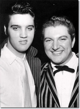 Elvis Presley and Libe...