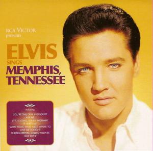 Elvis Presley Memphis CD
