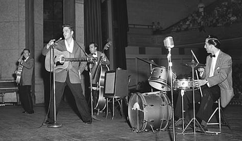 Elvis Presley Memphis 1956