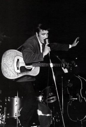 Elvis Presley Miami 1956