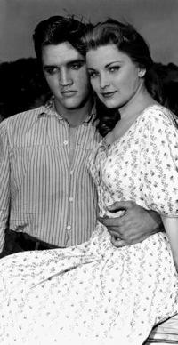 Debra Paget … Elvis Presley's First Leading Lady