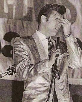 Elvis Presley Portland Oregon 1957