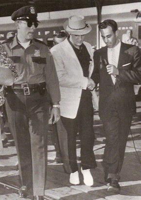 Elvis Presley Portland 1957