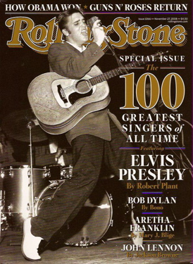 Elvis Presley Rolling Stone cover