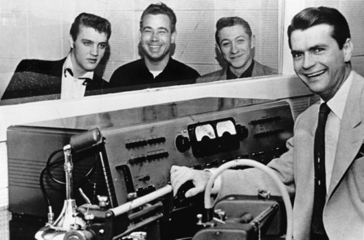 Sam Phillips U2019 Impact On Elvis Presley At Sun Records