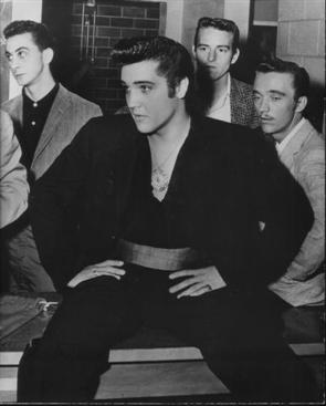 Elvis Presley Spokane 1957