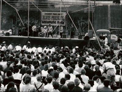 Elvis Presley Tacoma 1957