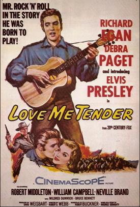 Love Me Tender … A Review of Elvis Presley's First Movie