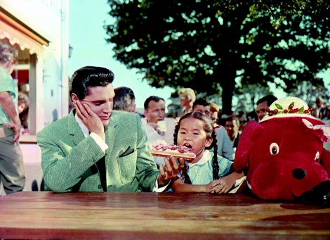 Elvis Presley in It Happened at the Worlds Fair