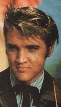 Excellent Elvis Presleys Legendary Pompadour And Signature Hairstyles Short Hairstyles For Black Women Fulllsitofus