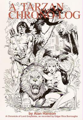 A Tarzan Chrono-Log by Alan Hanson