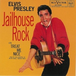 Image result for song jailhouse rock