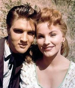 Image result for debra paget and elvis