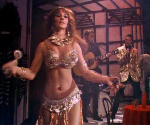 Elvis and Tanya  Lemani